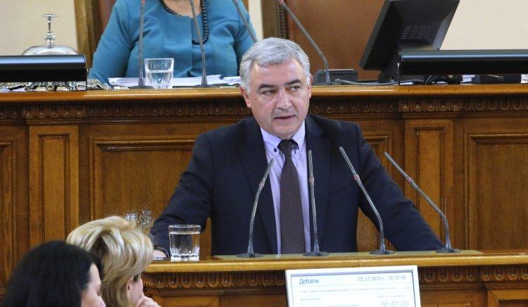 Атанас Мерджанов: В Бюджет 2016 няма средства за елементарното функциониране на сектор сигурност